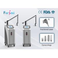 China CE and TUV approved Laser Equipment co2 laser surgery recovery Fractional Skin Resurfacing / Wrinkles Removal on sale
