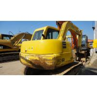 Buy cheap Mini used komatsu pc60-7 excavator for sale from wholesalers