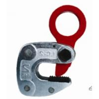 Quality Horizontal lifting clamps LC TYPE, metal alloy steel precision forging 0-5T for sale