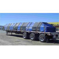 China Transportation Covering PVC Tarpaulin Truck Cover For Waterproofing Roof on sale