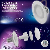 Quality Replacement Led Downlight 12W 3000K / 5700K For Lighting Lamp SEC-L-DL127 for sale