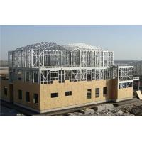 Buy Customized Industry Structure Steel Sheds With Bridge Cranes Inside at wholesale prices