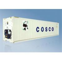Quality Metal Used Reefer Container Dimensions OD 12.2m*2.44m*2.6m for sale