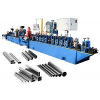 Quality 0.5~3mm Thickness Pipe Manufacturing Machine φ38~φ101.6mm Pipe Dia Range for sale
