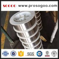 China Nickel alloys ams 5687 inconel 600 wire on sale