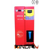 Quality Car And Truck Tires Nitrogen Inflator Machine with Carbon Steel Cabinet , Electric Tyre Inflator for sale