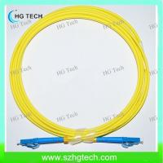 Quality Singlemode Duplex LC/LC Fiber Optic Patch Lead for sale