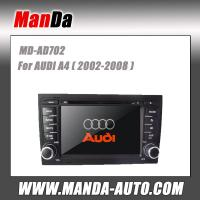 Quality 2 din car radio for Audi A4/ S4/ RS4 (2002-2008) satellite gps for sale
