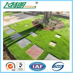 Quality Soft Safe Garden Artificial Grass , Artificial Grass Landscape Turf 10mm - 70mm for sale