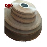 Quality 6mm short width hot stamping foil on plywood,HL,MDF,Wood,and other materials for sale