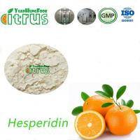 Buy cheap Citrus Sinensis Hesperidin 85-97% Yellow Powder CAS 520-26-3 for Food and from wholesalers