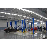 Quality Auto Repair Garages Construction Industrial Steel Frame Buildings for sale