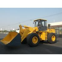 Quality Yellow Heavy Construction Machinery ZL30F Wheel Loader With 1 Cbm Bucket 3000kg for sale