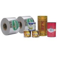 Quality Paper canister used Alum-foil Paper for sale