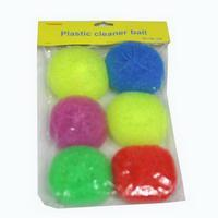 Quality Plastic cleaning ball for sale