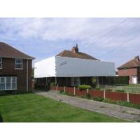Quality Scaffolding in wrap for Mears Ltd. Local Dover District Council job, Elvington, Kent for sale