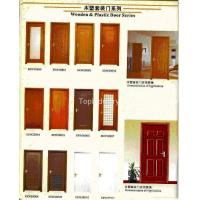 Wooden & Plastic Door Series