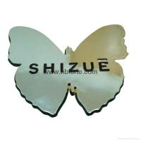 Quality car window emblems Butterfly emblems and decals for sale