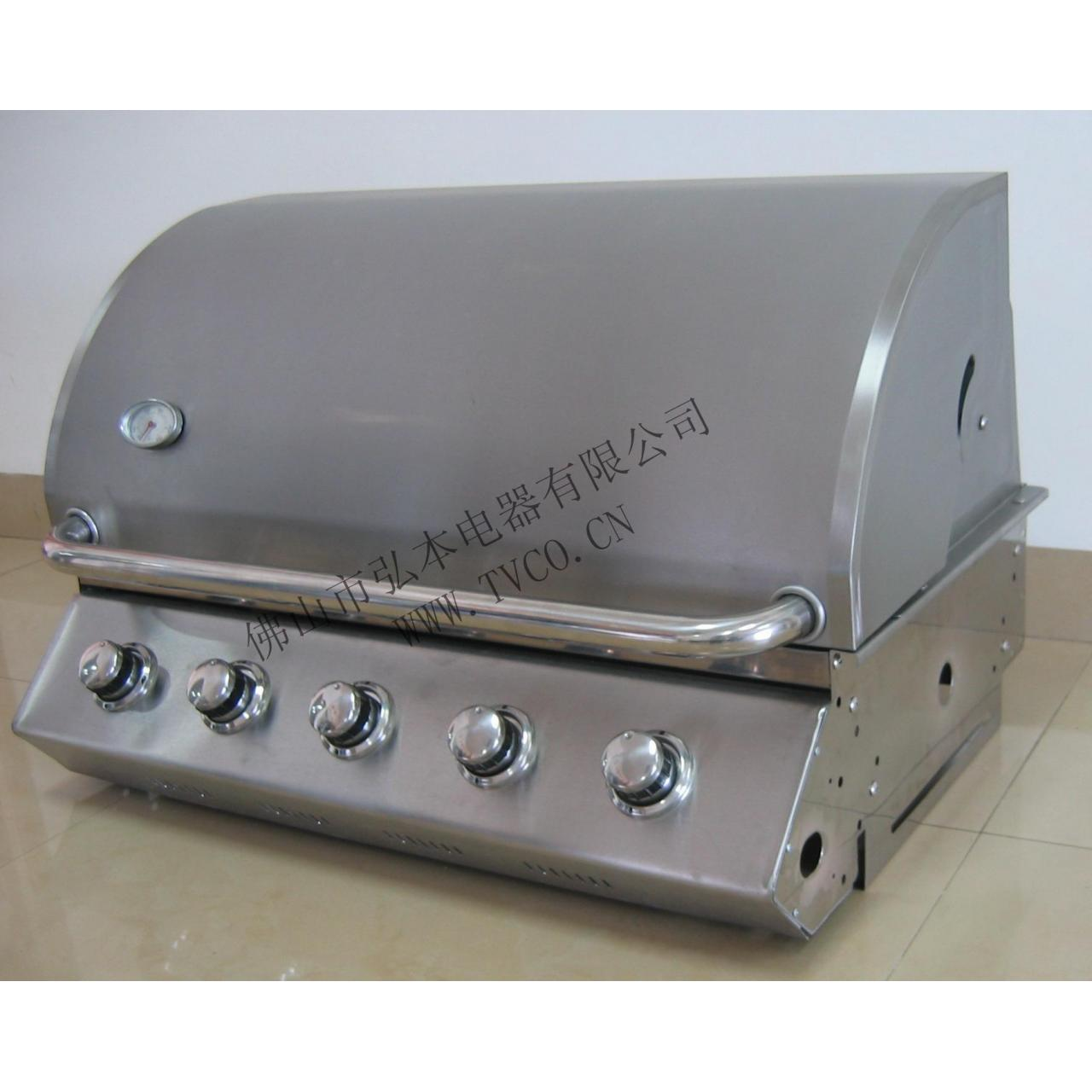 Buy cheap Gas BBQ GAS BBQ ProductNO.:HFQ-A215S-BM from Wholesalers