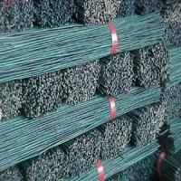 China Green Dyed Bamboo stake on sale