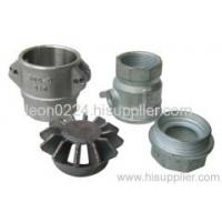 Quality Precision Casting Casting Pipe Fitting for sale