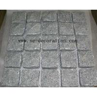 Quality Curbstone & Kerbstone Product Namedark grey granite mesh for sale