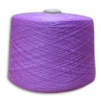 Quality semi-worsted yarns 100% super-fine wool for sale