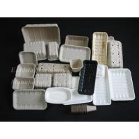 Quality biodegradable molded pulp tray for sale