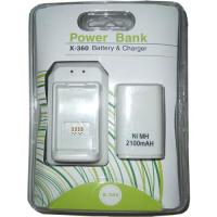 Quality XBOX360 Series XBOX360 Power Bank Battery and charger for sale