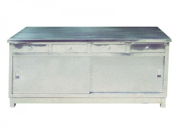 Kitchen device zc06 dish preparing table with drawers and sliding door for sale 16311540 - Kitchen sliding door price ...