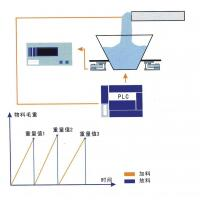 Quality Weighing System 043.Bulk Totalizer Control for sale