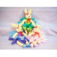 Quality Rabbit BH4028 27 CM THREE COLOR RABBIT for sale
