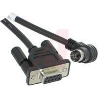 Interface Products Panasonic Electric WorksCABLE,  3M PROGRAMMING CABLE,  MINI-DIN 5PIN TO DB9PIN Products>Automation & Control>Interface Products>HMI Accessories>AFC1520M-US9