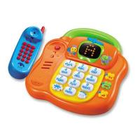 ABC's & 123's Learning Telephone Set 1377
