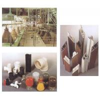 PVC Series Chemical building material with hard PVC materials