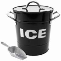 Buy cheap ICE Bucket Black with Scoop from Wholesalers