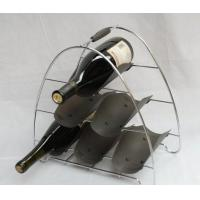 Buy cheap Six bottled wine racks from Wholesalers