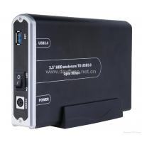 "Quality New products SupersSpeed USB3.0 3.5""HDD Enclosure HD35183 for sale"