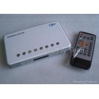 "Quality 2.5""SATA+IDE RM/RMVB HDD Media Player with SD Card reader OTG/HOST for sale"