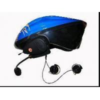 Quality Bicycle Helemt Intercome Headset Bluetooth Handsfree Kit for sale