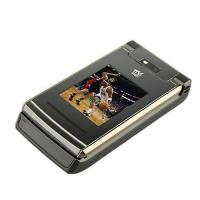 Buy cheap JC-V10 Dual Card Dual Screen Quad Band Dual Camera Flashlight TV Metal Cover from wholesalers