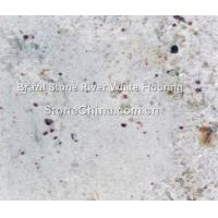 Buy cheap Brazil Stone River White Flooring from Wholesalers