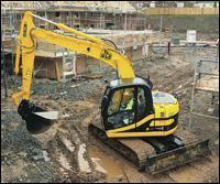 Quality jcb excavator for sale