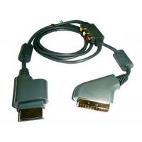 Quality RGB+AV Box Cable for XBOX360 for sale