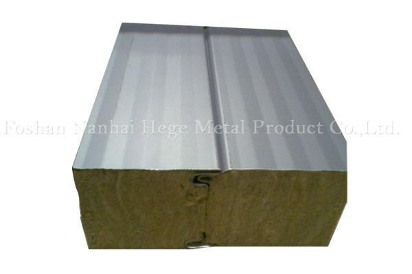 Rockwool Insulation Sandwich Panel Of 16382566