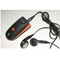 Quality Bluetooth Stereo Headset with Digital FM Radio and Built-in Buzzer for sale
