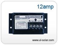 Quality ASC 12 Volt 12 Amp Solar Panel Charge Controller for sale