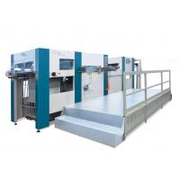 Quality Automatic Die cutting machine and creasi for sale