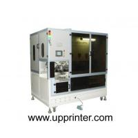 Quality UP-P4-200C Fully Automatic Four color servo pad printer with shuttle for sale