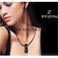 China Smallest Necklace Mp3 with touch button on sale